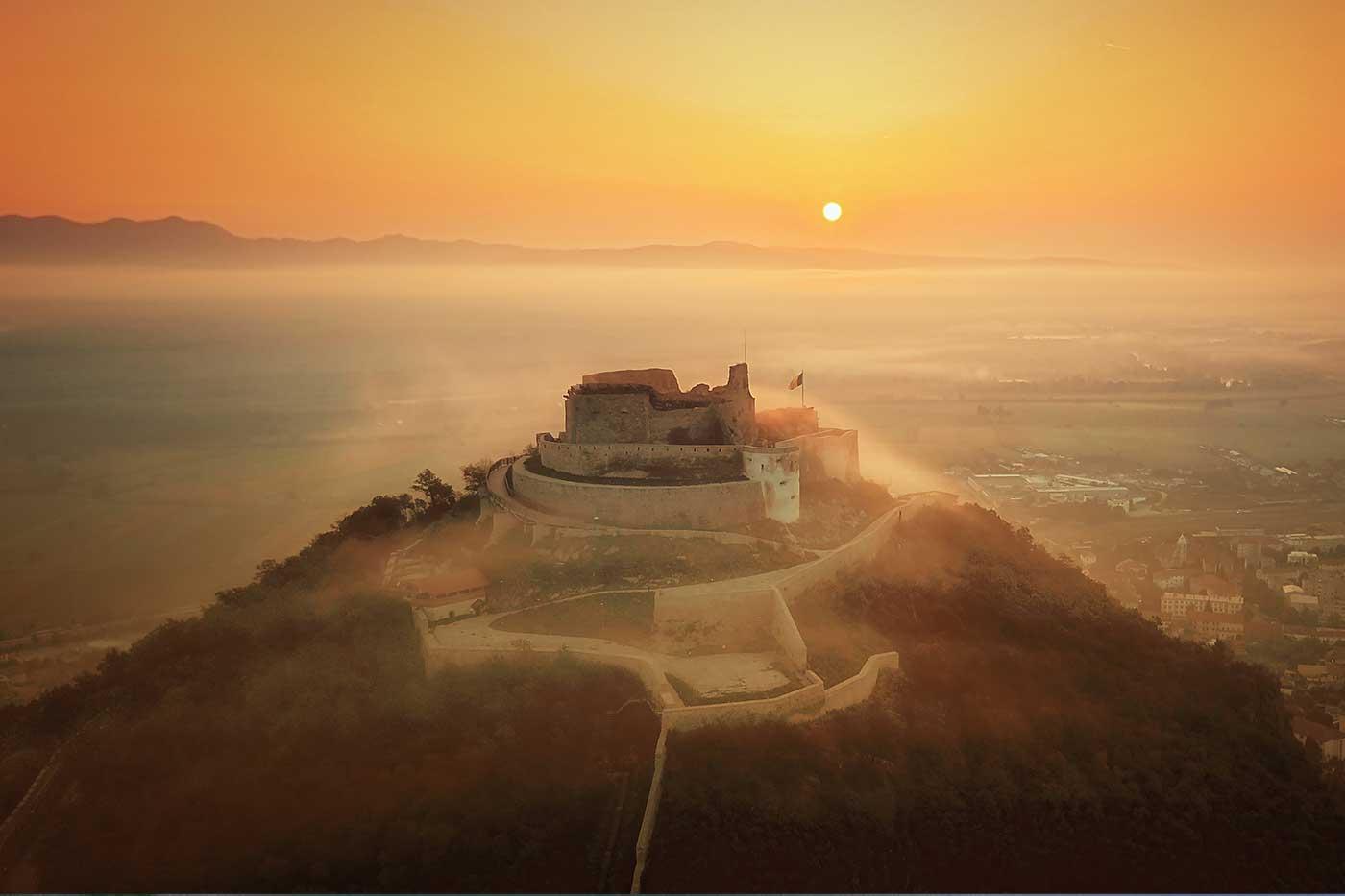 Cetatea-Devei-Hunedoara